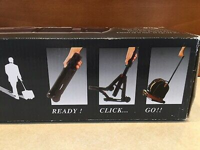 New ClicKart by Moveasy Portable Compact Rolling Luggage Carrier Dolly NEW!