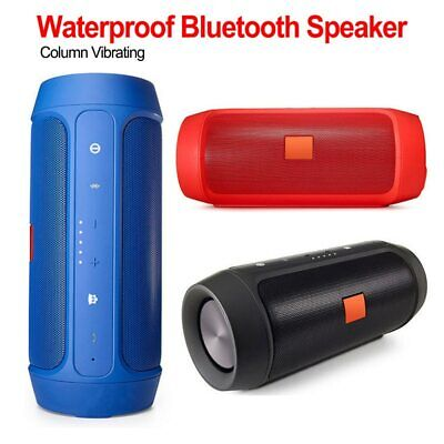 Portable Waterproof JBL Charge 2+ Portable Speaker - 4 colors