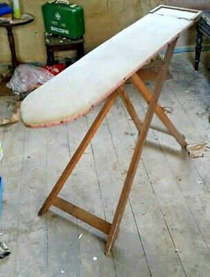 Barn Find, Victorian Era Ironing Board, Genuine Not Reproduction
