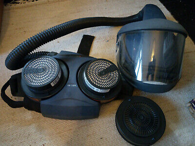 Sundstrom SR 500 SR540 Air Fed Respirator Mask