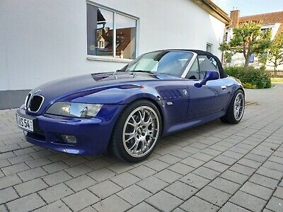 BMW Z3 Roadster Individuell / Sonder Modell 1.9