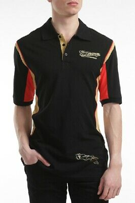 Polo SHIRT Adult Formula One 1 Lotus F1 Team Kimi Raikkonen Lifestyle CA