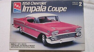 1958 CHEVROLET IMPALA GAUGE FACES for 1//25 scale REVELL KITS