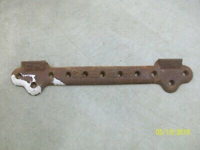 "Vintage Cast Iron STANDARD Sink Wall Mounting Bracket 11"" Center"