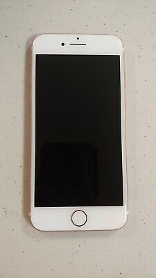 Apple iPhone 7 A1778 32GB Rose Gold (AT&T) - GOOD CONDITION! - GOOD IMEI!