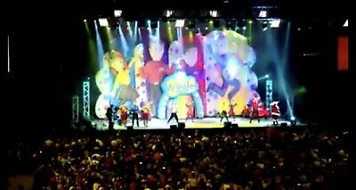 Wiggles Tickets X3- Melbourne