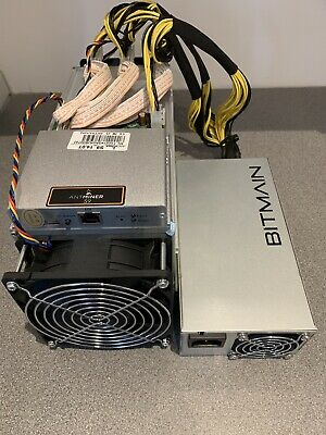 ANTMINER S9 14TH/S Bitcoin Miner with APW3++ PSU
