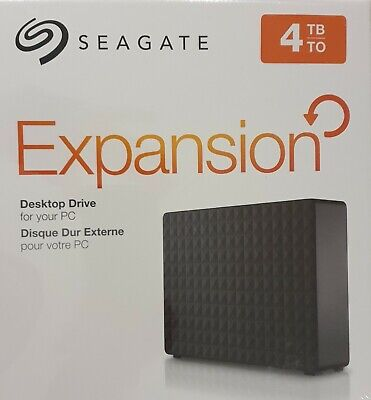 Seagate 4TB Expansion Desktop Hard Drive - Express Post