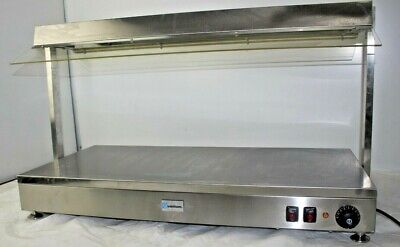 Quantum CE ® Heated Carvery Display Hot Plate Gantry 1040mm wide KSL-HD1