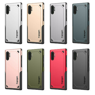 Spigen For Samsung Galaxy Note 10 PLUS 5G [Hybrid Armor] Case TPU Cover Bumper S