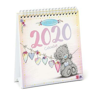Me To You 2020 Spiral Bound Desk Calendar Tatty Teddy Bear New Gift