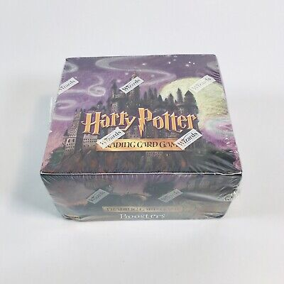 Harry Potter WOTC Trading Card Game Base Set Booster Box 36 Packs - NEW & SEALED