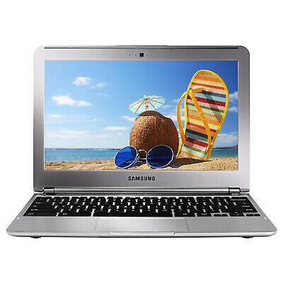 Samsung XE303C12 Exynos 11.6 Inch Chromebook, Silver (Certified Refurbished)