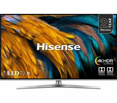 "HISENSE H50U7BUK 50"" Smart 4K Ultra HD HDR LED TV"
