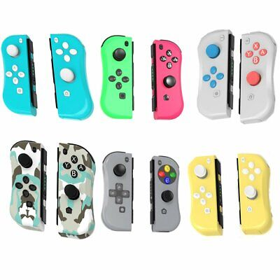 Joy-Con Game Controllers Gamepad Joypad for Nintendo Switch Console Left & Right