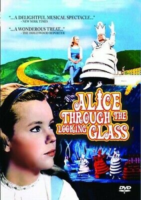 Alice Through the Looking Glass (2010, DVD NIEUW)