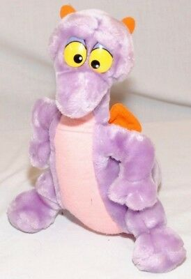 Vintage Disneyland Walt Disney World Figment Dragon Plush