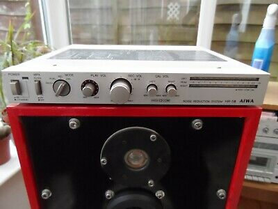 Aiwa Hr-50 Hr50 Noise Reduction System 50 Series Mini Hi-Fi Mpx High Com Cal