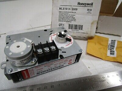 Honeywell ML6161A2009 Actuator, Direct Coupled, 24 V