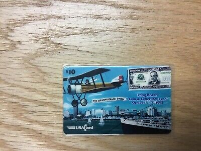 1995 Coin & Collectible Expo $10 Phone Card Numbered 957/1000
