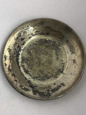 Sterling 2 Inch Plate (281)
