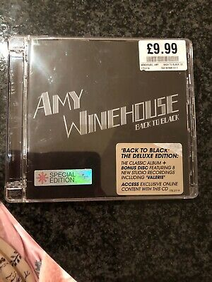 Amy Winehouse - Back to Black (Parental Advisory, 2007) Special Edition