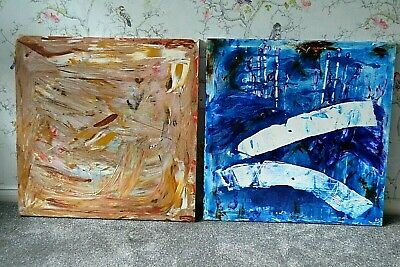 Abstract Expressionism Fine Art Originals by Kerry Woolacott oil on canvas paint