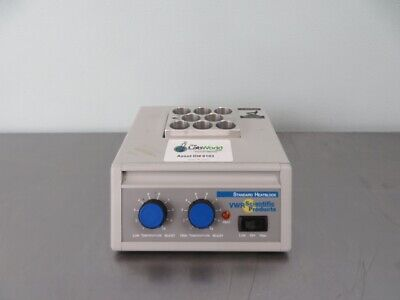 VWR Analog Dry Heat Bath 13259-030 with Warranty SEE VIDEO