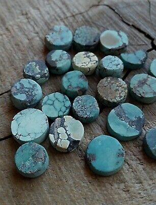 Blue Moon Turquoise Rough for Cabbing  Blue Moon Turquoise Lapidary Rough