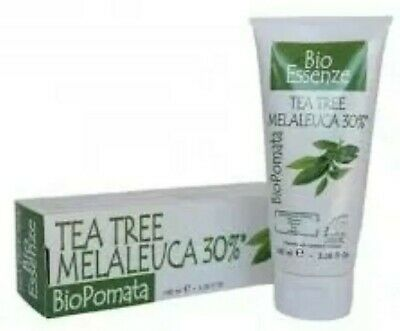crema gel tea tree Adegua olio essenza essenziale melaleuca simile a just acne
