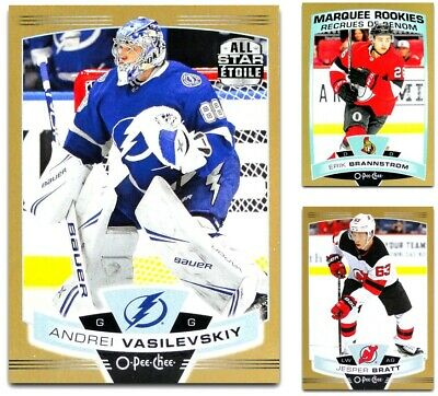 2019-20 OPC Gold Glossy **** PICK YOUR CARD **** From The LIST