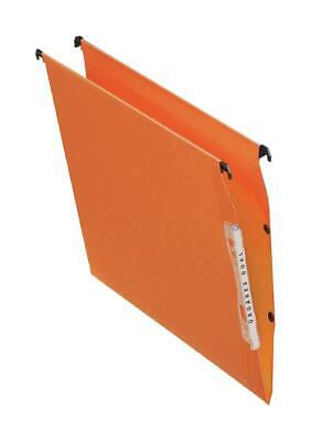 Esselte Orgarex Dual Lateral Suspension File V-base A4 21627 [Pack 25]