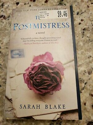 The Postmistress by Sarah Blake (2011, Paperback) VG Condition