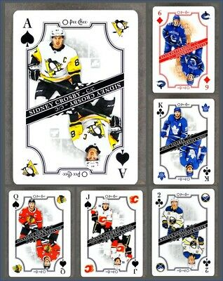 2019-20 OPC Playing Cards **** PICK YOUR CARD **** From The LIST