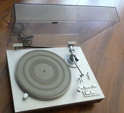 Yamaha Yp-D6 Turntable In Good Working Condition