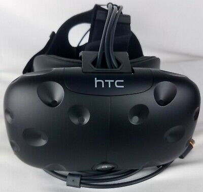 HTC Vive VR Headset Only - (Great Condition, Tiny Scuff 100% Can't See)