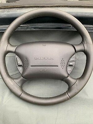 Ford Mustang Cobra Steering Wheel With Airbag