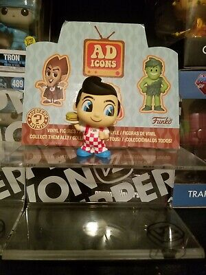 Funko Mystery Minis Ad Icons - Big Boy Burgers