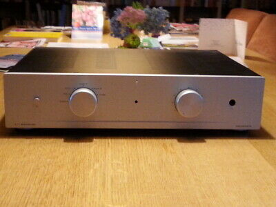Goldenote Integrated Amplifier 60Watt S-1 Signature II, Dual Mono