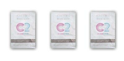 C2Hybrid Cosmetic/Face&Body Concentrade 3x12ml/Solariumkosmetik/Bräunungslotion