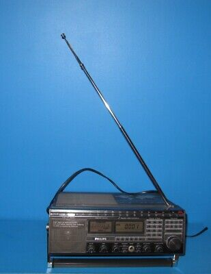Philips Weltempfänger D2999 PLL SYNTHESIZED WORLD RECEIVER