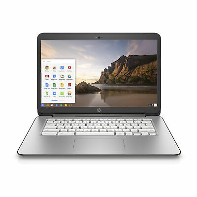 HP K4K11UA G3 14 Inch 4 GB Chromebook Laptop Computer (Certified Refurbished)