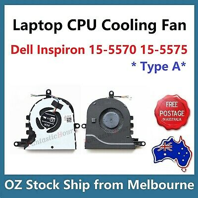 CPU Cooling Fan for DELL Inspiron 15-5500 Series 15 5570 5575 0FX0M0 0NPFW6