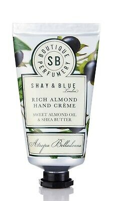 Shay And Blue Hand Creme Cream Atropa Belladonna SEALED 40g