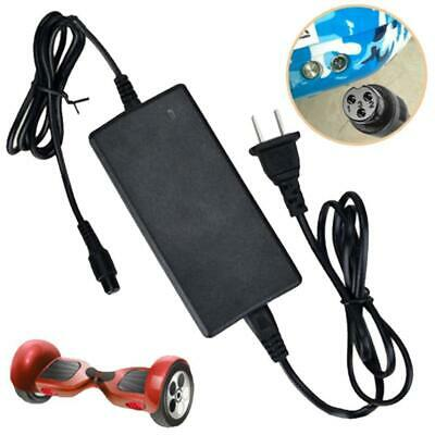 Power Adapter Battery Charger For 2 Wheel Self Balancing Scooter Unicycle JJ