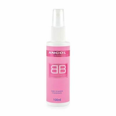 Ancol BB Cologne Dog Deodorant Spray 100ml Baby Powder Fragrance Perfume Unisex
