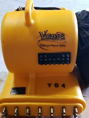 Viking PDS-21 Pressurized Drying System