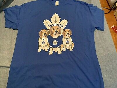 Toronto Maple Leaf T-shirt Size XL