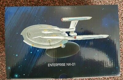 Eaglemoss Enterprise NX-01 Model Ship 22 cm - XL Edition