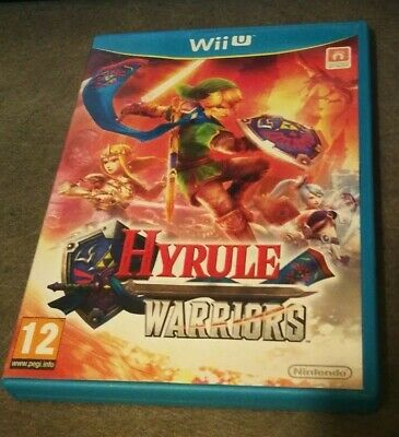 Hyrule Warriors Jeu Nintendo Wii U